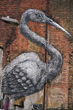 Awesome Streetart in London / UK