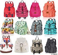 """Cute Backpacks"" by malzorox on Polyvore"