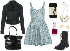 Pretty little liars aria outfit inspiration
