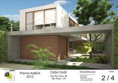 Galeria - Casa 10x38 / CR2 Arquitetura - 4