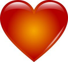 Red Heart by @GDJ, The heart used in the poster., on @openclipart