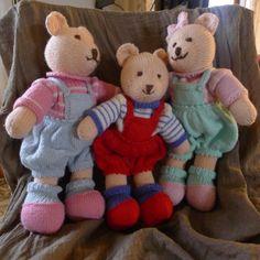 Candy Bears. www.sykris.net