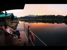 JUNGLE LAKE SAFARI – 3 Days & 2 Nights - Elephant Hills Rainforest Camp