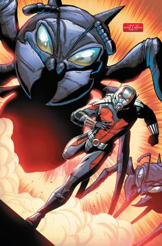 Preview: Ant-Man: Larger Than Life #1,   Ant-Man: Larger Than Life #1 Story: Will Pilgrim Art: Andrea DiVito Cover: Jeun-Siik Ahn Publisher: Marvel Publication Date: June 24th,2015 ...,  #All-Comic #All-ComicPreviews #ANDREADIVITO #Ant-Man:LargerThanLife #Comics #Jeun-SiikAhn #Marvel #Previews #WillPilgrim