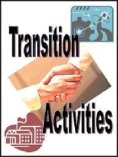 """Preschool Transitions: Too many """"stops and starts"""" are confusing and somewhat frustrating for children. Their whole day begins to feel like a series of transition activities rather than the natural flow of interst learning center activities. Transition activities are those quick ideas you do during those """"in-between"""" times, and we usually have several of these each day."""