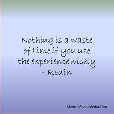Rodin quote