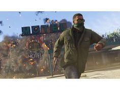Grand Theft Auto V para Xbox One - Rockstar