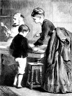 the role of the governess in Title: jane eyre and becky sharp's progeny: mapping the governess in victorian literature author: amanda m lagoe dissertation chair: dr christopher orchard dissertation committee members: dr michael t williamson dr todd thomspon criticism on the role of the victorian governess is not new, but much of the.