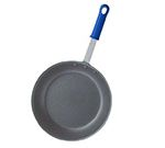 """Vollrath Z4007 7"""" Wear-Ever Fry Pan - CeramiGuard Non-Stick, Silicone Insulated Handle, Aluminum"""