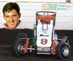 Tony Usac silver crown sprint car and national midget
