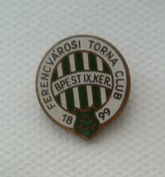 Ferencvaros, also of Budapest, one of the most favourite European teams, for many a year.
