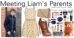 """""""Meeting Liam's Parents - #018"""" by onedirection-outfits ❤ liked on Polyvore"""