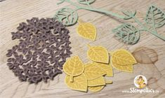 stampin Up thoughtful branches vintage leaves stamp animal sunflower forest of…
