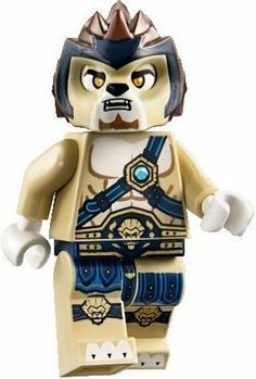 Lego Chima Lennox Minifigure