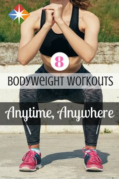 Effective Bodyweight Workouts for Every Busy Schedule