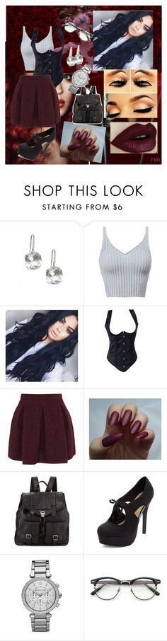 """OOTD: Depths of the Beast"" by the-art-of-an-empire on Polyvore featuring Karl Lagerfeld, Proenza Schouler and Michael Kors"