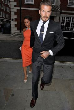 David Beckham, done right