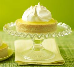 Lemon Meringue Pies Recipe | Cobblers & Pies | Pinterest | Meringue ...