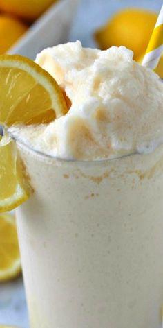 CopyCat Chick-fil-A Frosted Lemonade