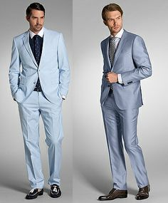 Summer suits for men: try something different! - suits and more