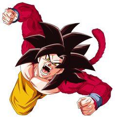 Dragon Ball Gt, Gogeta Super Saiyan 4, Z Warriors, Broly Movie, Ball Drawing, Dbz Characters, Son Goku, Fandom, Deviantart