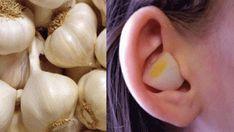 Esto le pasó a mi cuerpo cuando introduje un diente de ajo en mis oídos durante par de minutos -