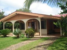 3 bed 2 bath arenal 180 Houses In Costa Rica, Costa Rica Real Estate, Property Development, Pergola, Outdoor Structures, Bath, Outdoor Decor, Home, Bathing