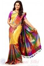 Vivaha Branded Wedding Silk Saree VBBS2010 http://www.shopcost.in/bridal+silk+saree