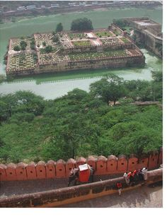 Fort Amber, Rajasthan_ West India