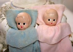 OMG, I had these little dolls!