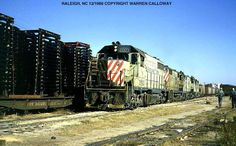 RailPictures.Net Photo: NS 2003 Norfolk Southern EMD GP38 at Raleigh, North Carolina by Warren Calloway