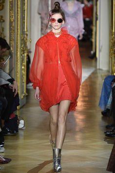 Ulyana Sergeenko Spring 2016 Couture Fashion Show