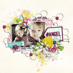 The Digichick :: Templates :: Playing With Journal Cards #04 | Templates