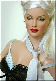 Gwen Stefani Doll.  WANT!  Is that weird??