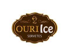 Ouri Ice Sorvetes - Logo marca