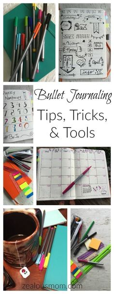 Looking for some tricks, tips, and tools for bullet journaling? Check out this comprehensive blog post.