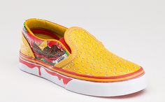Cheeseburger Sneakers
