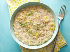 Corn-and-Oat Risotto Recipe : Food Network Kitchen : Food Network - FoodNetwork.com
