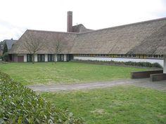 Dudok, Ruysdaelschool, Hilversum 1928-1929