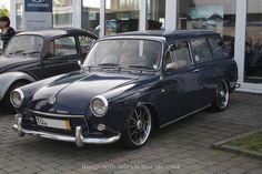 VW SQUAREBACK Vw Variant, Volkswagen Type 3, Porsche, Audi, Beetles, Old Cars, Vans, Van, Porch