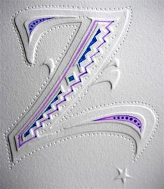 Jan Pickett NOW YOU're TALKIN'--embossed with a touch of color. Great job!