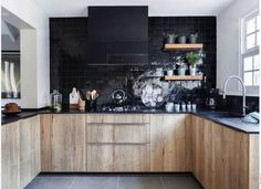 My Shopping List - My selection for your kitchen - Monica Brisseau Diy Kitchen Cabinets, Diy Kitchen Cabinets Build, Kitchen Colors, Diy Kitchen Cabinets Makeover, Bedroom Furniture Makeover, Kitchen, Kitchen Layout, Kitchen Cabinet Colors, Kitchen Renovation