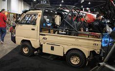 Suzuki Carry - Off Roader's Variant