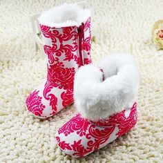 Hey parents! Do you want a cool and happy baby? HOT SALE. Order today at http://4kidsandbabies.com/products/baby-girls-ankle-snow-boots  #love #winter #boots #shoes #forkids #forbabies #kids #cool #coolkids