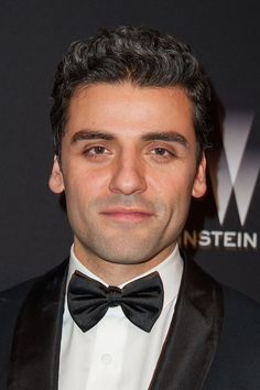"""Oscar Isaac 