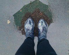 DayNine, Rain boots