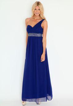 Victorie embellished halterneck maxi dress