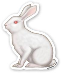 Rabbit | Emoji Stickers