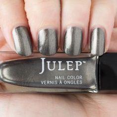 Julep - Rachael (Bombshell) graphite shimmer