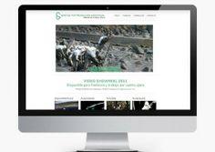 Diseño de web de expertos en diseño de videos. http://www.basicum.es/portfolio-item/diseno-web-maximo/
